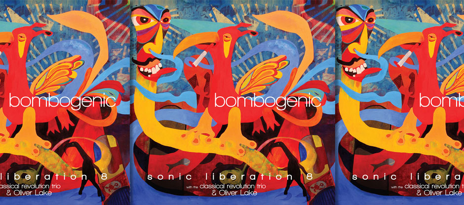 New! Sonic Liberation 8 - BOMBOGENIC
